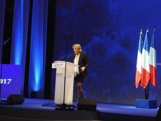 Nantes: les bus de partisans de Marine Le Pen attaqués par des anti-FN