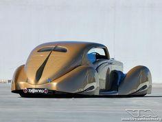 Delage D8 Aerodynamic Coupe.