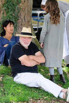 polly samson | Pink Floyd Phot… David Gilmour David Gilmour a… Polly and David…