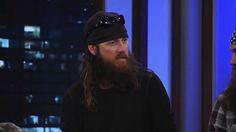 Duck Dynasty on Jimmy Kimmel Live PART 1