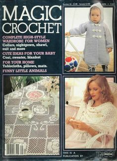 Magic crochet