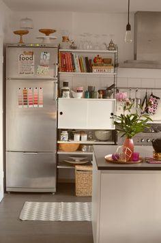 Hier wohnt der Kühlschrank