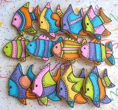 O QUE É MEU É NOSSO: Origami Tira de Papel (Paper Strip - Cinta) - Peixe (Fish - Pez)