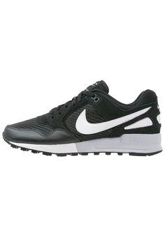 Nike Sportswear AIR PEGASUS ´89 Sneaker low black/summit white/wolf grey Schuhe bei Zalando.de | Obermaterial: Leder/Synthetik, Innenmaterial: Textil, Sohle: Kunststoff, Decksohle: Textil | Schuhe jetzt versandkostenfrei bei Zalando.de bestellen!