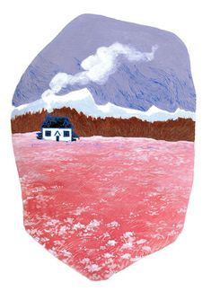 The Home of a Thousand Clouds /Kerilynn Wilson Art/ Kerilynn Wilson Illustration/ Children's Book Illustrations