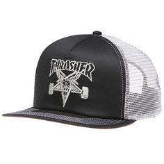 Thrasher Magazine TIGER STRIPE SKATE MAG Snapback Skateboard Hat