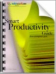 "Receive Your Complimentary eBook NOW!    ""A Computer Geek's Smart Productivity Guide""     In this free twenty-paged PDF, you will find out the most common productivity mistakes, as well as a number of applications to improve your touch typing, your time organization, and your global workflow."