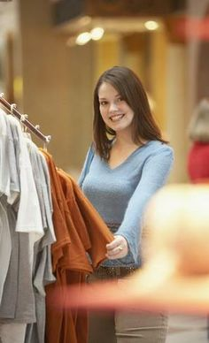 The Burlington Brands outlet store in Pigeon Forge, Tennessee, receives new shipments daily of name brands such as Cross Creek, Van Heusen, Haggar, Savane, and Outer Banks...