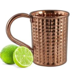 Solid Copper Mugs 16 oz Hammered Authentic Unlined Moscow Mule Copper Mug New... in Home & Garden, Kitchen, Dining & Bar, Dinnerware & Serving Dishes   eBay