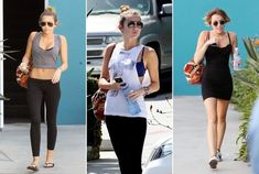 Hot or Not: Miley Cyrus' Itty Bitty Workout Outfits via http://www.stylebistro.com/Hot+or+Not/articles/4cM-aD_jsEZ/Hot+Not+Miley+Cyrus+Itty+Bitty+Workout+Outfits