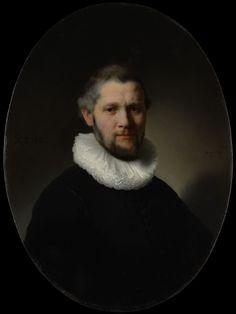 Portrait of a Man Rembrandt (Rembrandt van Rijn) (Dutch, Leiden 1606–1669 Amsterdam) Date: 1632