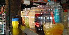 Las 5 bebidas más representativas de México. Las aguas frescas