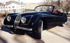 1956 Jaguar XK-120