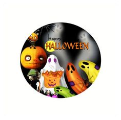 """""""Happy Halloween"""" by likepolyfathion ❤ liked on Polyvore featuring art"""