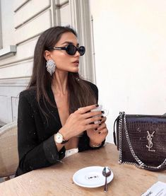 Fashion Style Luxury Chic 34 Ideas For 2019 Mode Outfits, Fashion Outfits, Womens Fashion, Fashion Tips, Girl Fashion, Fashion Style Women, Fashion Brands, Travel Outfits, Fashion Belts