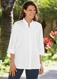 Just found this Wrinkle Free Tunic Top - Wrinkle-Free Tunic -- Orvis on Orvis.com!
