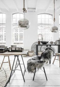 scandinavian interior design - Scandinavian style, Interiors and Interior design on Pinterest