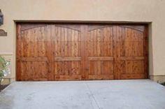 TBS Garage Doors   Hardwood Garage Doors, Repair, Installation, Garage Door  Openers,