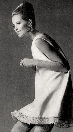 Veruschka photographed by Richard Avedon for Vogue, 1967