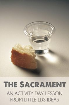 Days} The Sacrament: Learning & Living the Gospel A great sacrament activity to use for Activity Day girls. This would even be great for a YW activity.A great sacrament activity to use for Activity Day girls. This would even be great for a YW activity. Mutual Activities, Activities For Girls, Church Activities, Sunday Activities, Fhe Lessons, Primary Lessons, Object Lessons, Activity Day Girls, Activity Days