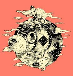 Desde la ciudad de Mendoza en Argentina, les comparto el portafolio de Gastón Pacheco, un ilustrador bastante versátil que tiene una buena dotación de estilos y técnicas tanto tradicionales como...
