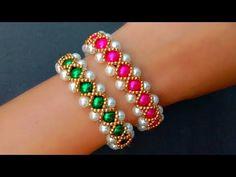 How To Make Vintage Bracelet//Pearl Bracelet// Useful & Easy – DIY jewelry Bead Jewellery, Pearl Jewelry, Diy Jewelry, Beaded Jewelry, Handmade Jewelry, Jewelry Design, Pearl Bracelets, Pearl Rings, Pearl Necklaces