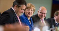 Die Große Koalition aus CDU/CSU und SPD verliert in den Umfragen, wie auch die Grünen, weiter an Rückhalt. AfD und FDP legen hingegen leicht zu.