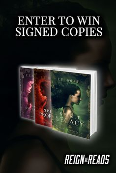 Win Signed Copies from Award-Winning, Bestselling Author E.E. Holmes  http://www.reignofreads.com/giveaways/win-signed-copies-from-author-e-e-holmes/?lucky=14293