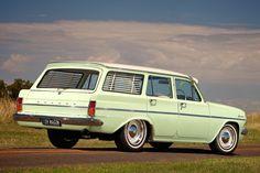 EH Holden wagon