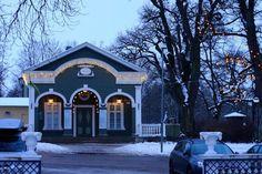 Kadriorgin puiston museo ja kirjasto