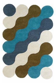 now carpets : VAGUES DE LA MER