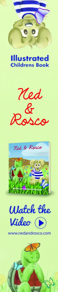 Ned & Rosco bookmark Childrens Books, Education, Kids, Children's Books, Young Children, Boys, Children Books, Kid Books, Books For Kids