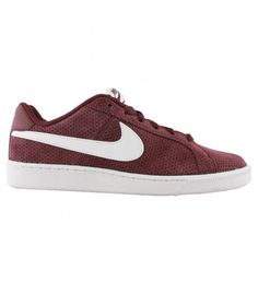 NIKE COURT ROYALE SUEDE CBO GRANATE
