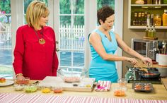 Chef Ellie Krieger Cooks! - Home & Family