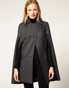 french connection military cape
