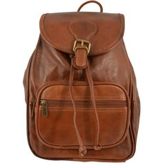Amerileather Cinch Backpack ($49) ❤ liked on Polyvore featuring bags, backpacks, black, leather pouch, leather zipper pouch, drawstring pouch, zipper pouch and black leather backpack
