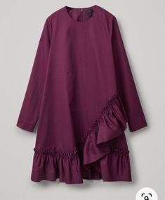 Mode Abaya, Mode Hijab, Casual Dresses, Fashion Dresses, Minimalist Fashion Women, Stylish Dress Designs, Burgundy Dress, Everyday Dresses, Dress Sewing Patterns