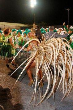 Escolas ousam em fantasias no 1ª dia de desfiles em São Paulo - Terra Brasil