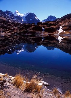 The Andes, Bolivia, South America -for #travel info,tips and inspiration, visit itsoneworldtravel.com