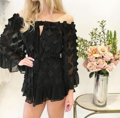 Coco & Lola styling the alice McCALL Pastime Paradise playsuit