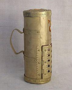 Beautiful reconstruction of 14th century lantern