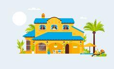 Funda illustrations on Behance
