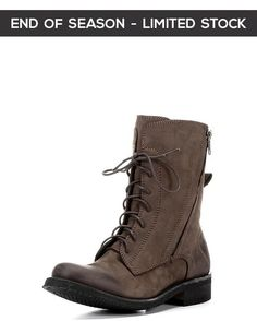 Women's Mount Union Lace-Up Boot - Chocolate