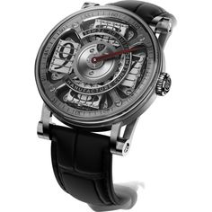 MCT Genève Sequential Two S200 White Gold