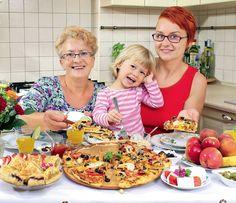 Do babci na pizzę