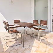 Gartentisch aus Holz von 'Thonet'