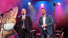 Desè aniversari d'iCat, amb el conseller de Cultura, Santi Vila