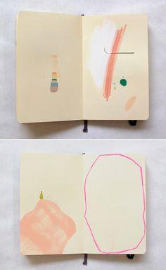 mia christopher's sketchbook
