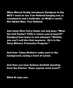 Funny pics, memes, fascinating stuff, weirdness and craziness - in a single gallery. Funny Marvel Memes, Dc Memes, Marvel Jokes, Avengers Memes, Avengers Headcanon, Movie Memes, Funny Comics, Marvel Fan, Marvel Dc Comics