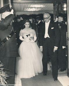 princess margaret | Princess Margaret attended premiere | Flickr - Photo Sharing!